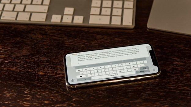 Apple-Entwickler enthüllt: Die bizarre iPhone-Tastatur, die niemand sehen sollte
