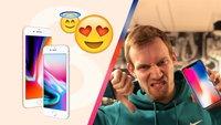 Warum ich aufs iPhone X verzichte – und zum iPhone 8 Plus greife
