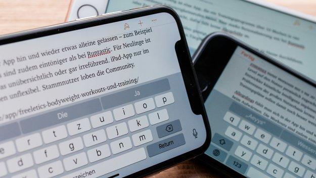 5,8 Zoll = 5,5 Zoll: Darum sind iPhone X und iPhone 8 Plus fast gleich groß