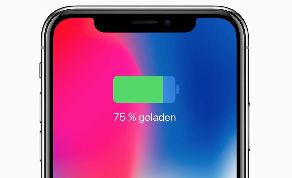 iPhone X: So verbessert ihr die Akkulaufzeit