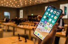 Verfügbarkeit des iPhone X:...
