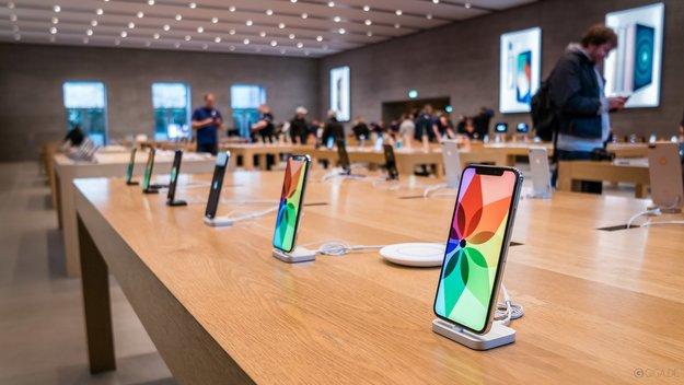 iPhone X: So viele Smartphones hat Apple ausgeliefert