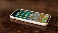 Apple iPhone X: Apps löschen – so geht's