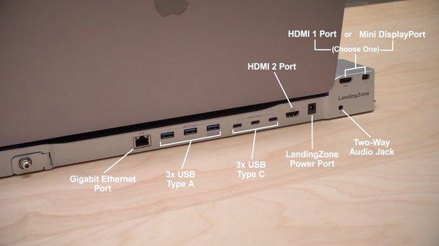 MacBook Pro: Diese Docking Station löst alle Probleme