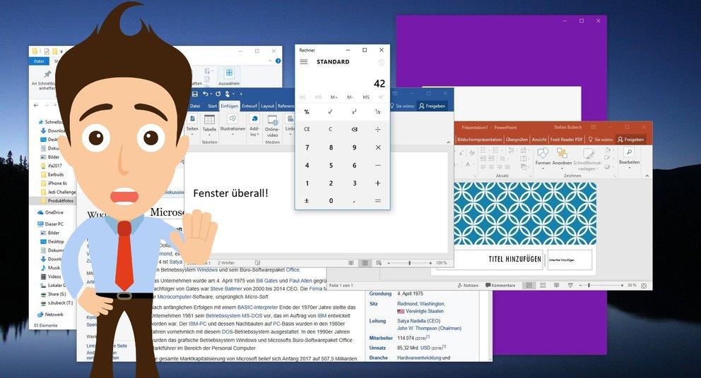 Windows ohne Windows: Microsoft plant die Revolution