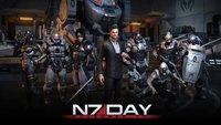 10 Jahre Mass Effect: Happy N7 Day 2017!