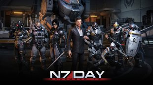 10 Jahre Mass Effect: Happy N7 Day 2017!