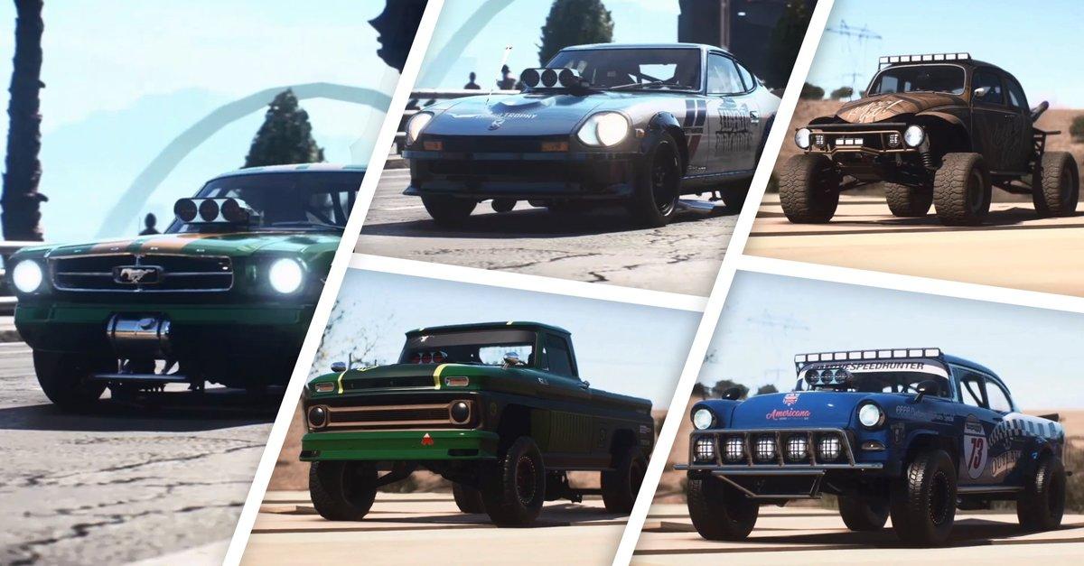 Need For Speed Payback Alle Wracks Und Wrack Teile Fundorte Im