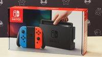 Nintendo Switch: Gibt es die Konsole jetzt dauerhaft günstiger?