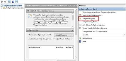 Windows: PC automatisch herunterfahren – Schritt für Schritt
