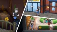 Pokémon Ultrasonne und Ultramond: Herrscher-Sticker - alle Fundorte