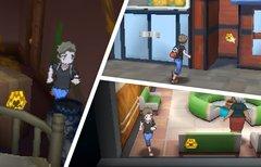 Pokémon Ultrasonne und...