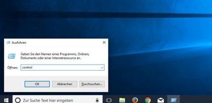 So deinstalliert ihr Programme in Windows