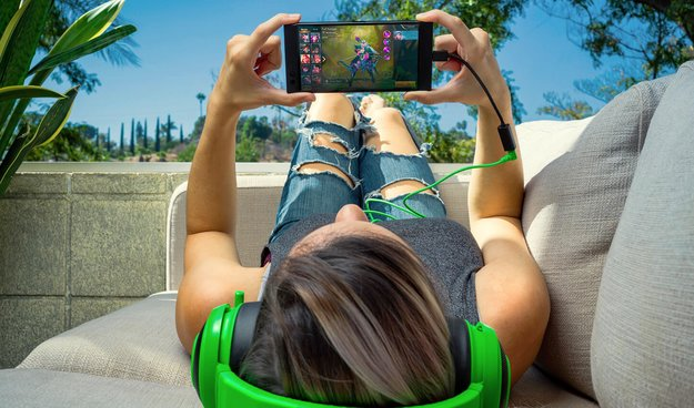 Razer Phone: Der wahre Grund für den fehlenden Kopfhöreranschluss