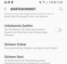 So ändert ihr die PIN auf dem Samsung Galaxy S8 (Plus)