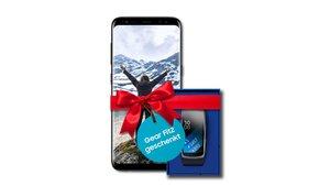 Galaxy S8 (Plus) oder Note 8 kaufen und Gear Fit 2 kostenlos erhalten – nur noch heute