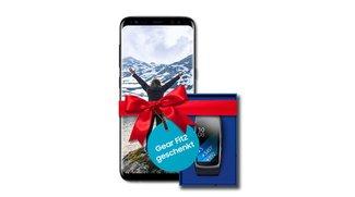 Samsung Galaxy S8 (Plus) oder Note 8 kaufen und Gear Fit 2 kostenlos erhalten