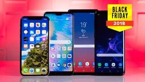 Black Friday 2018: Die besten Schnäppchen-Angebote für Android-Smartphones