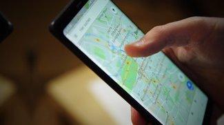 Smartphone-Tipp: Einhändig zoomen in Maps, Browser und Co.