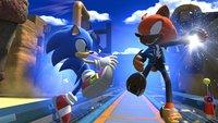 Huscht Sonic bald über die neue Google-Next-Gen?