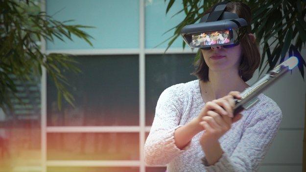 Lenovo Jedi Challenges: Packende Lichtschwert-Duelle im Hands-On