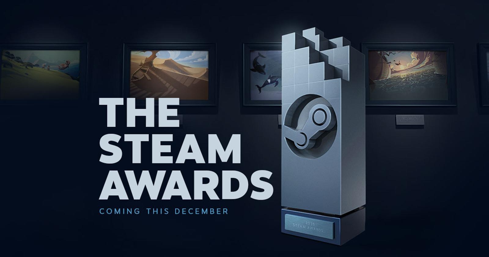Valve обнародовала список номинантов Steam Awards 2017