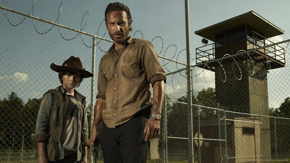 the-walking-dead-andrew-lincoln-chandler-riggs
