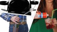 15 geniale Gadgets gegen den Durst