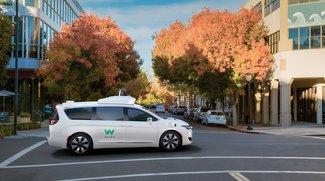 Video zeigt: Waymo fährt BMW, Mercedes und VW alleine davon