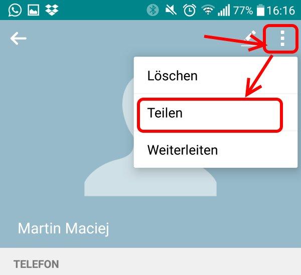 Whatsapp An Telefonnummer Senden