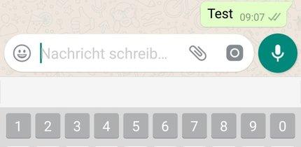 WhatsApp-Nachricht zurückrufen: Anleitung