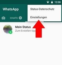 Whatsapp Status Verbergen Auch Von Anderen So Gehts