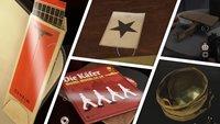 Wolfenstein 2: Alle Sammelobjekte - Fundorte im Video (Gold, Starkarten, Concept Art, Spielzeug, Schallplatten)