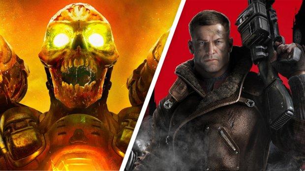 Neuer Hinweis: Spielen Doom und Wolfenstein tatsächlich im selben Universum?