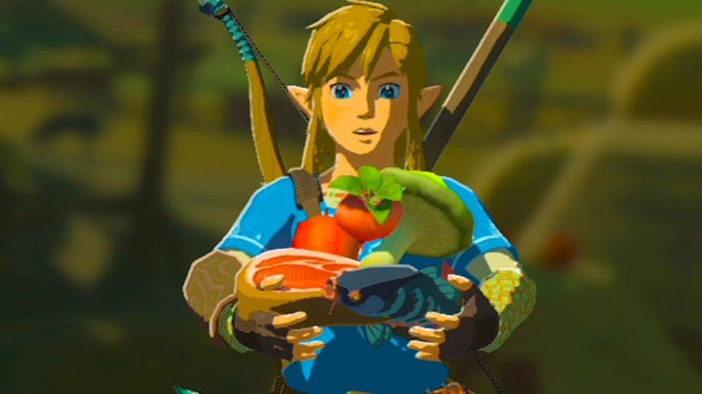 Zelda Breath Of The Wild Alle Rezepte Liste Zum Kochen Mit Zutaten Und Effekten