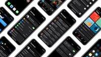 iPhone mit echtem Dark Mode: Dieses Konzept ist ein Traum