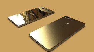 Sony nimmt Galaxy S9 ins Visier: Bilder zeigen zwei Randlos-Smartphones