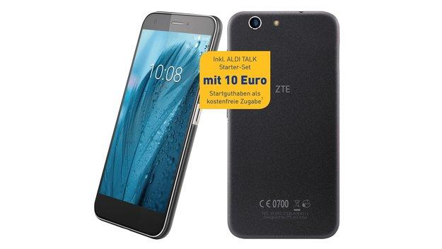 Aldi-Handy: ZTE Blade A512 für unter 100 Euro – lohnt sich der Kauf?