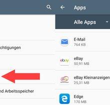Android: App Cache leeren (bebilderte Anleitung)