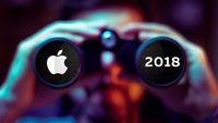 Was Apple 2018 leisten muss