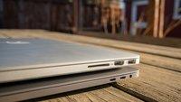Lackschaden am MacBook: Apples Notebook verliert die Farbe