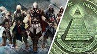 9 Gründe, warum Assassin's Creed das perfekte Spiel für Verschwörungstheoretiker ist