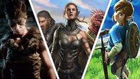 Spiele 2017: Das sind die besten Games des Jahres