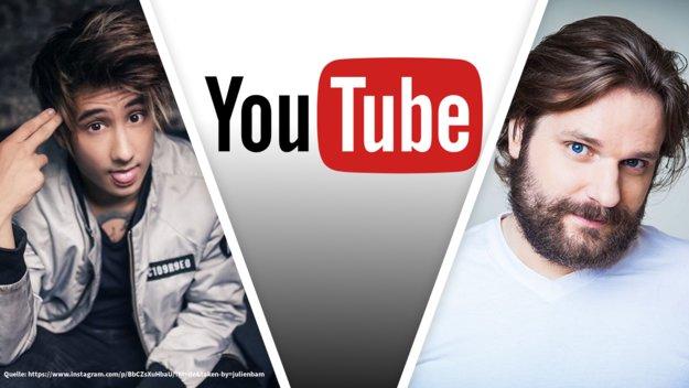 Das waren die beliebtesten YouTube-Videos in Deutschland 2017