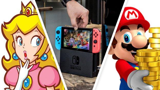Nintendo äußert sich zum Gerücht einer Mini-Switch