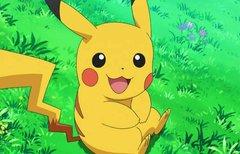 Pokémon: Im McDonald's Happy...