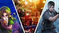 Diese Games lagen in deiner Kindheit unter dem Weihnachtsbaum