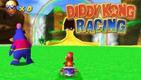 Come back, Diddy Kong Racing: Das bessere Mario Kart