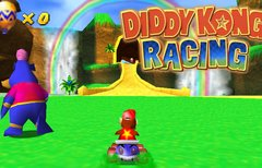 Come back, Diddy Kong Racing:...