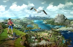 One Piece World Seeker: Neues...